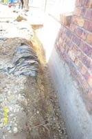 Trenches for Termite Treatment Brisbane