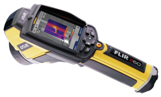 Thermal imaging equipment